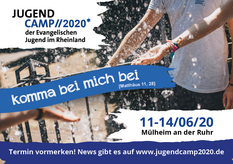 ABGESAGT: Jugendcamp 2020