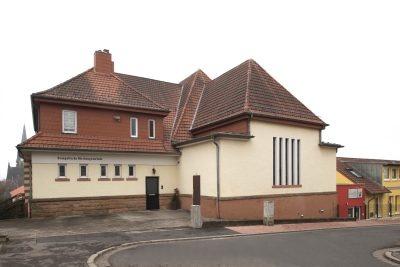 Gemeindehaus Elversberg, Bild: Knut Spang