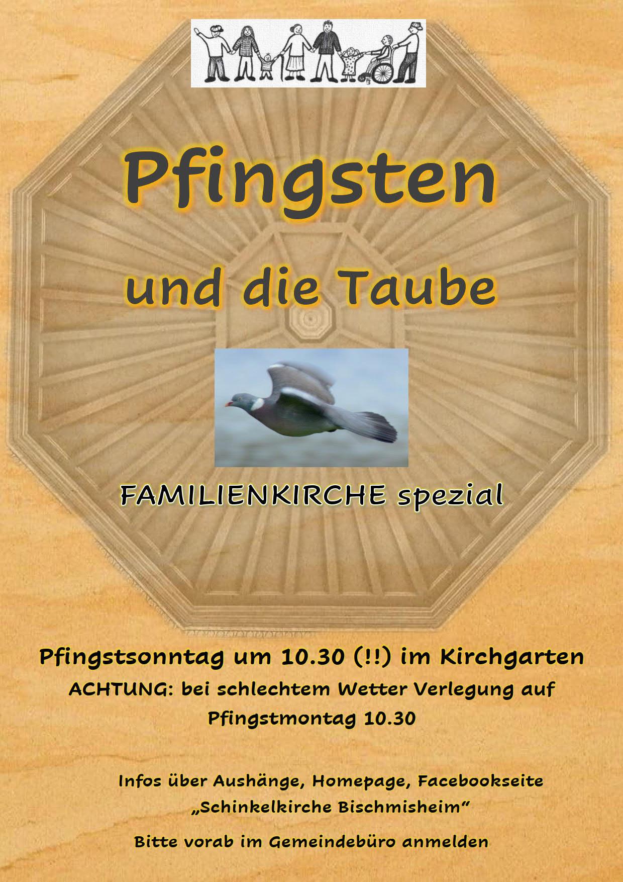 Pfingsten in Bischmisheim