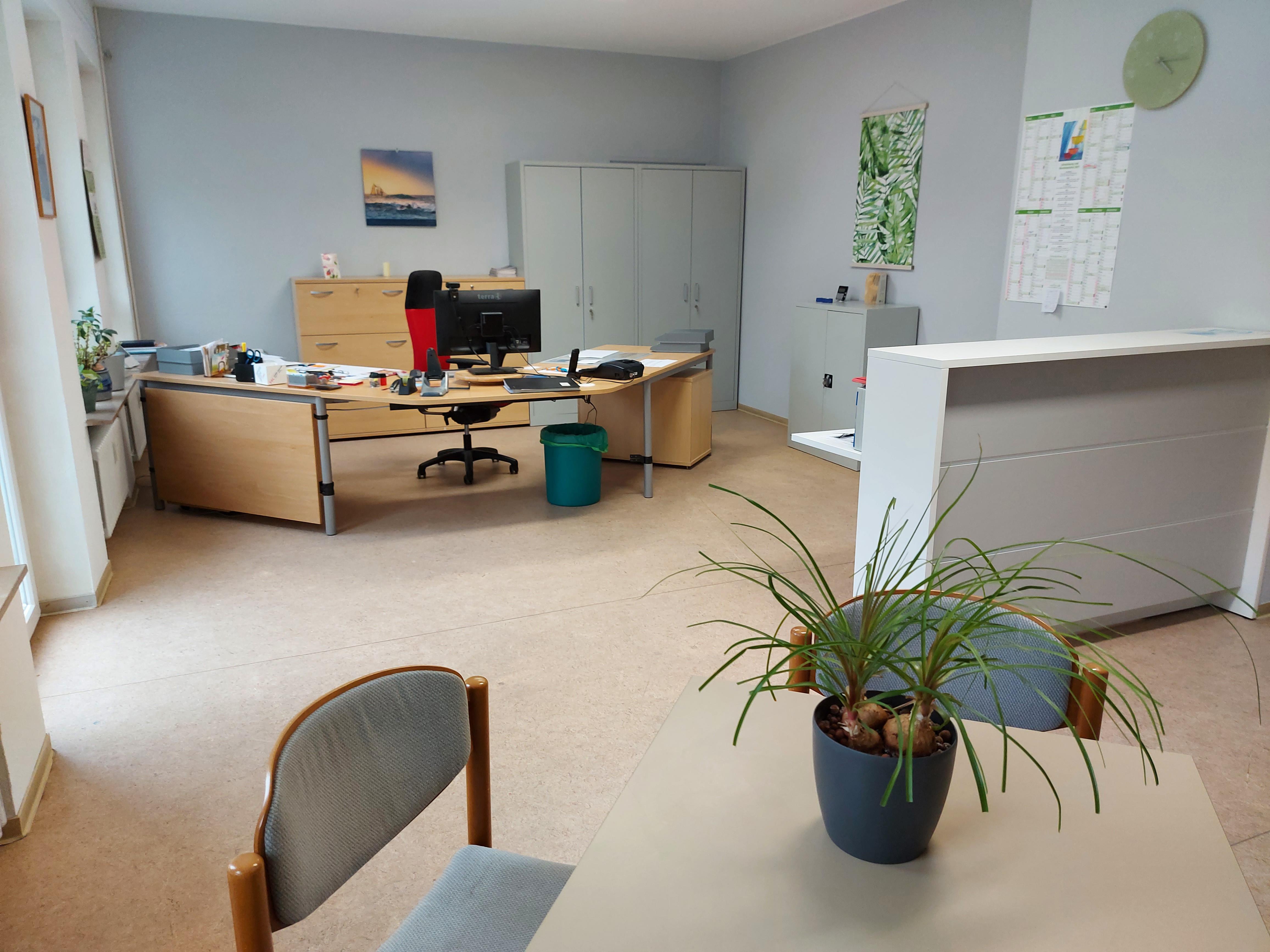 Neues Gemeindebüro