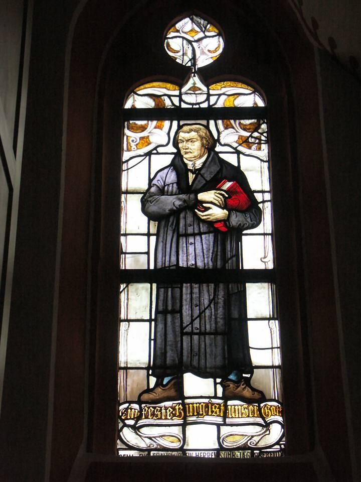 Gottesdienst am Reformationstag