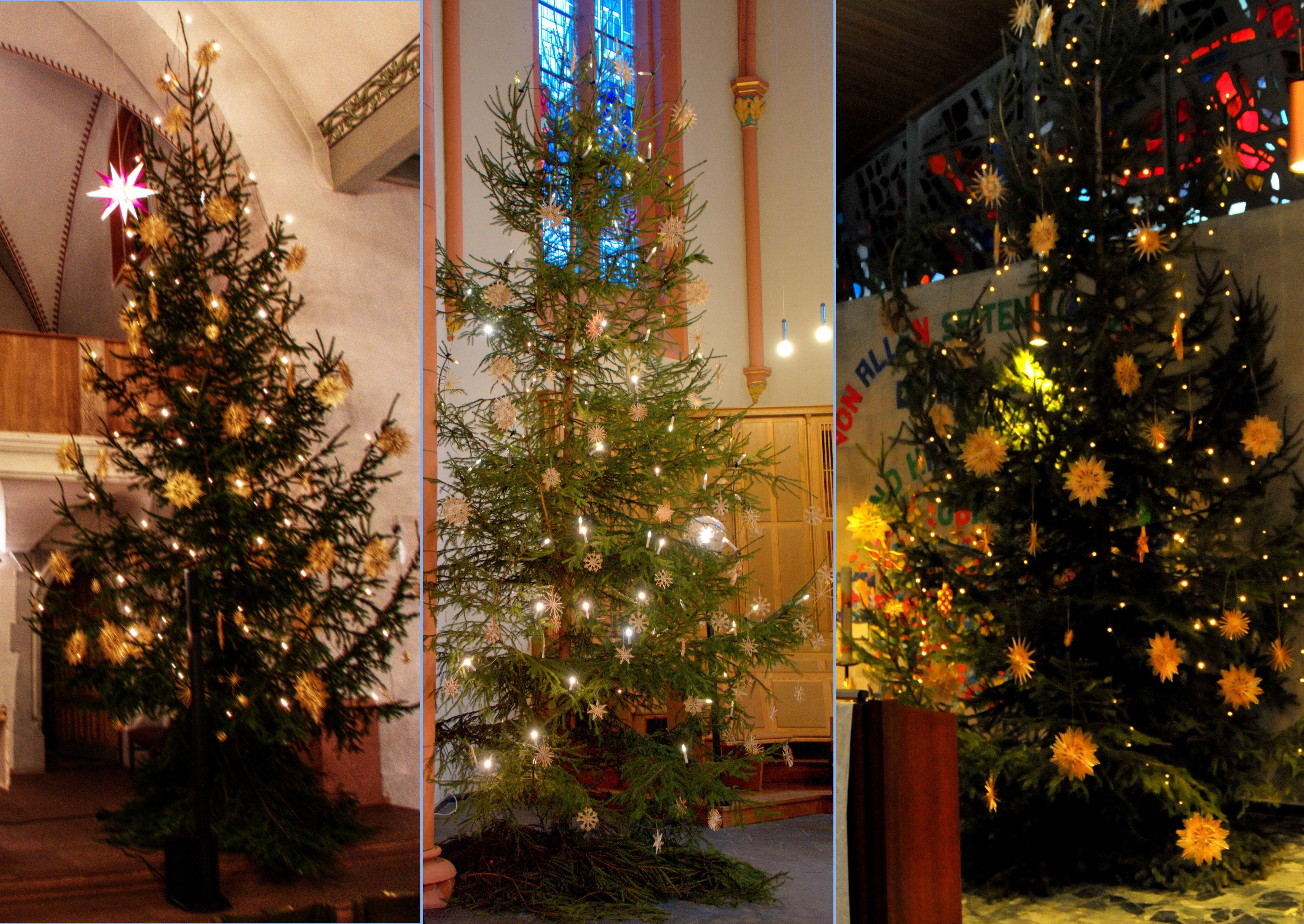 Waldweihnacht wird in die Heilig-Geist-Kirche verlegt