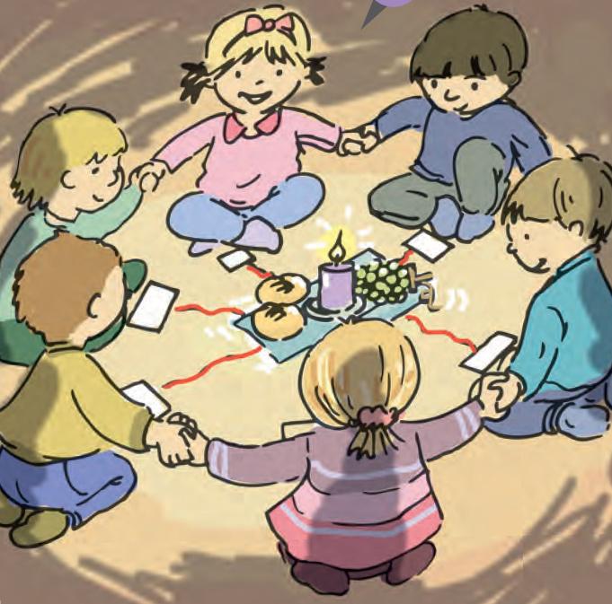 Gründonnerstag feiern mit Kindern