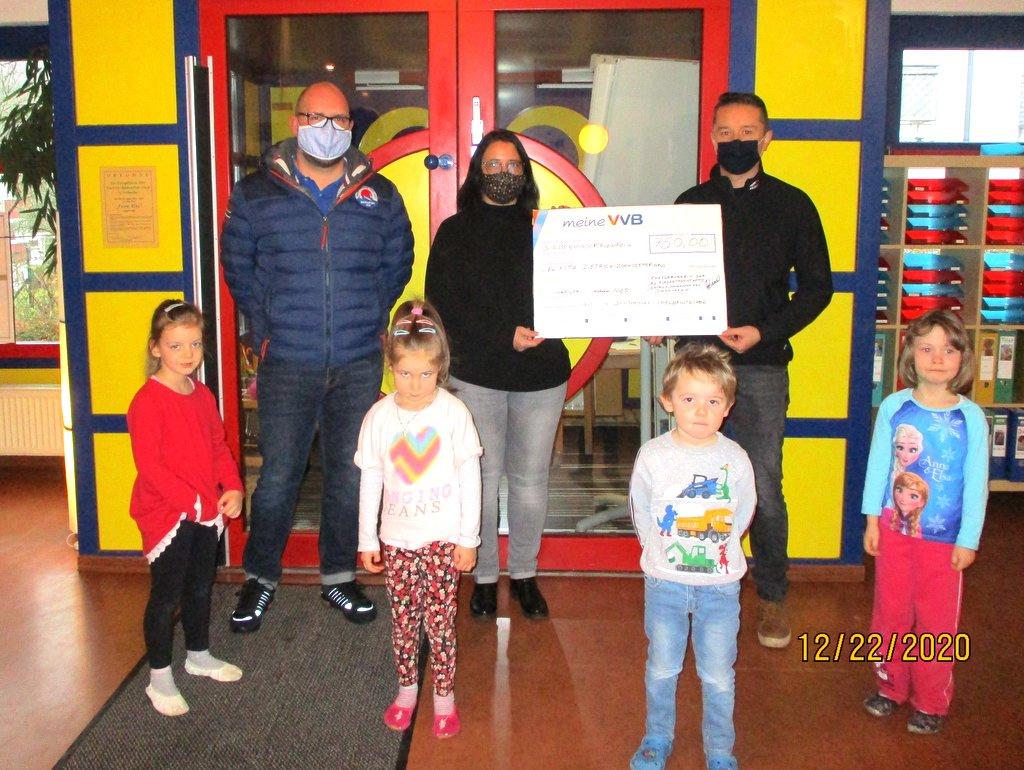 Förderverein unterstützt Kindertagesstätte