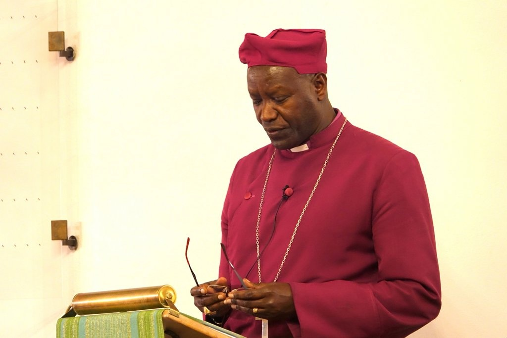 Ruanda-Partnerschaftsgottesdienst in der Kreuzkirche Herrensohr